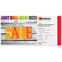 Veramax Everyday Vinyl Permanent Grey Adh 4mil