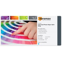 Veramax Universal Photo Paper Satin 190g