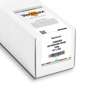 Veramax Standard SM Proofing Paper 240g 42in x 100ft