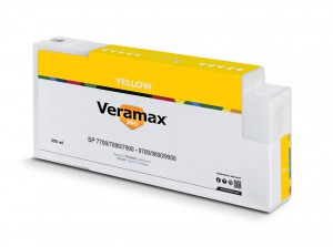 Veramax PRO SP 7700/9700 7890/9890 7900/9900 350ml Yellow