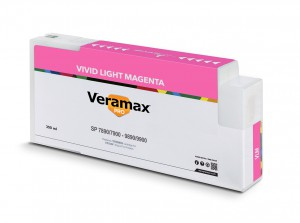 Veramax PRO SP 7890/9890 7900/9900 350ml Vivid Light Magenta