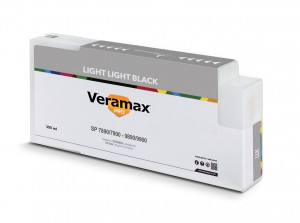 Veramax PRO SP 7890/9890 7900/9900 350ml Light Light Black