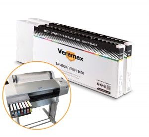 Veramax HDF Ink Cartridges for Stylus Pro 7600-9600 Printers