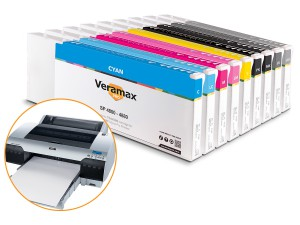 Veramax PRO Ink Cartridges for Stylus Pro 4800 Printers