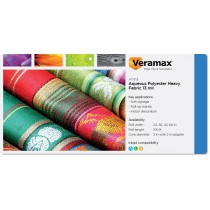 Veramax Aqueous Polyester Heavy Fabric 13mil