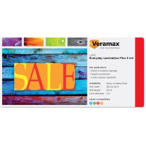 Veramax Everyday Laminating Film 3mil