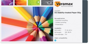 Veramax DS Stability-Treated Paper 90g